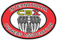 CBX - International Owners association logo
